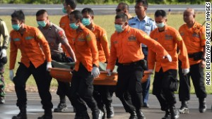 First victim laid to rest from QZ8501