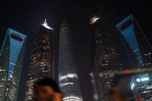 Torre de Shanghái, Shanghái