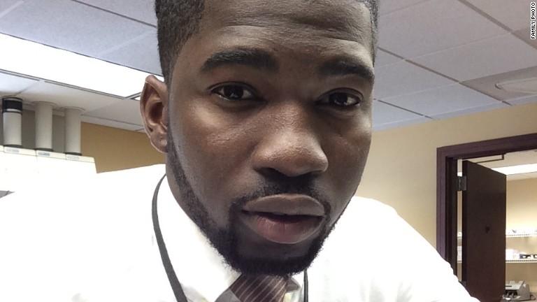 Coroner: Student's death in police custody a homicide