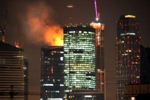 Torre Federación, Moscú