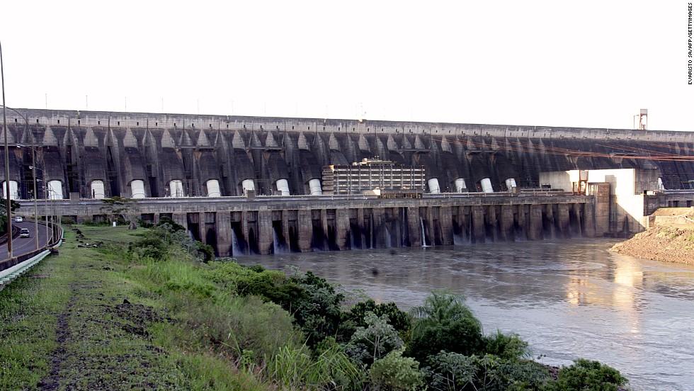 Cataratas de Guaíra (Paraguay, Brasil)