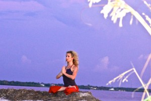 El yoga ayuda a contrarrestar las malas posiciones