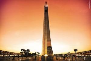La torre Al Noor