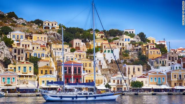 Cruceros exclusivos del Mediterráneo