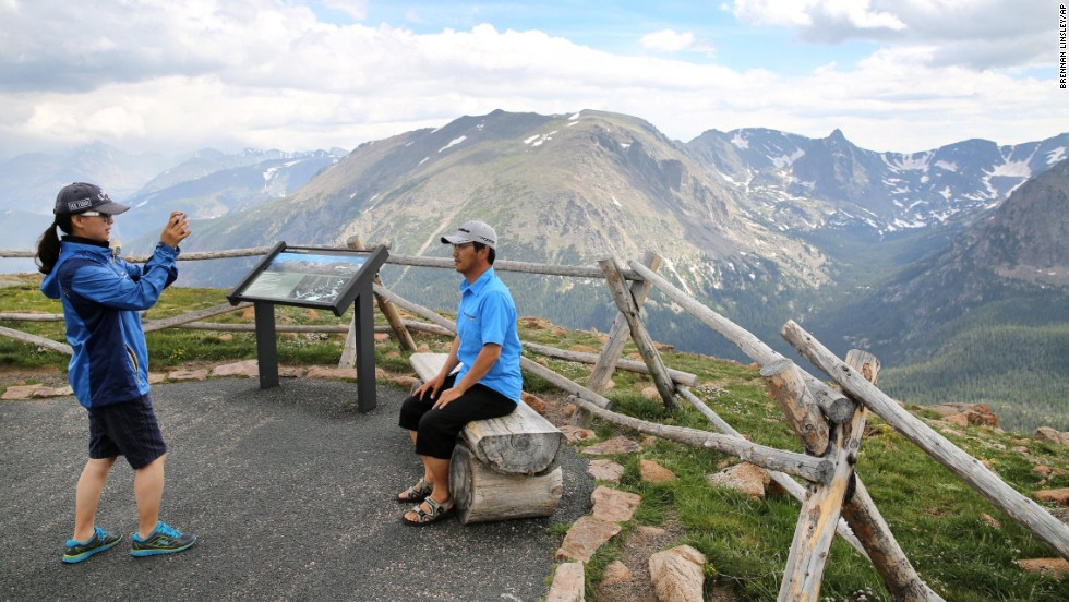 Parque Nacional de las Montañas Rocosas, Colorado
