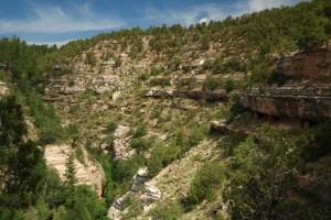 Monumento Nacional Cañón de Walnut, Arizona