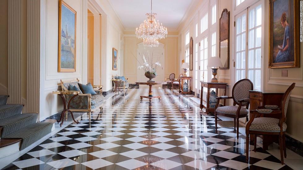 Duke Mansion, Carolina del Norte