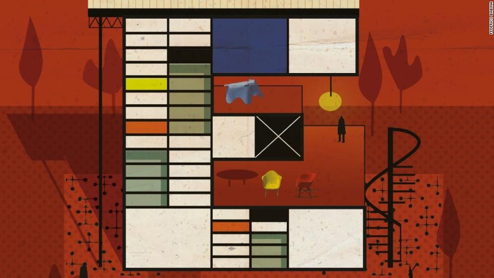 Charles y Ray Eames