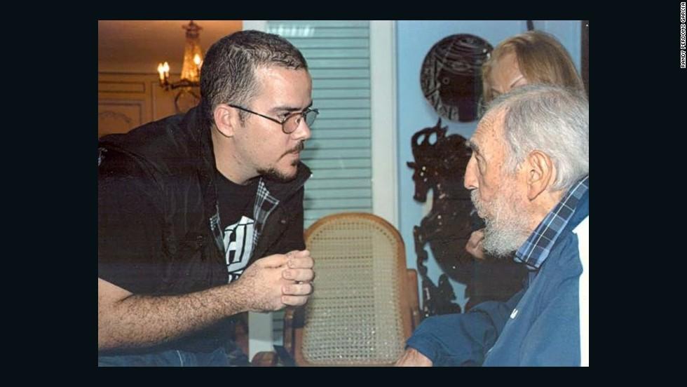 Reparece Fidel Castro