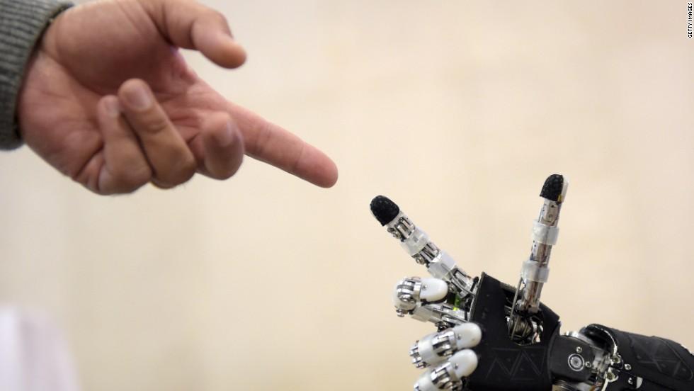 Los robots periodistas