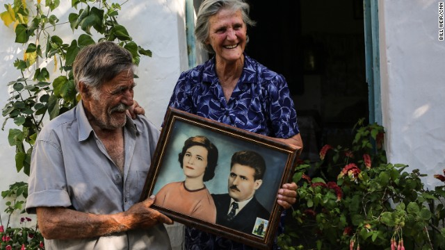 La maravilla de la longevidad en Ikaria
