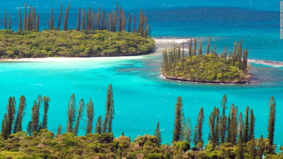 Isla de Los Pinos (Nueva Caledonia)