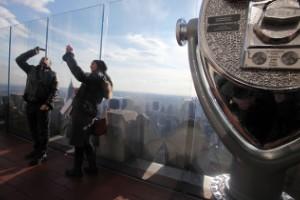 9. Top of the Rock (Nueva York)