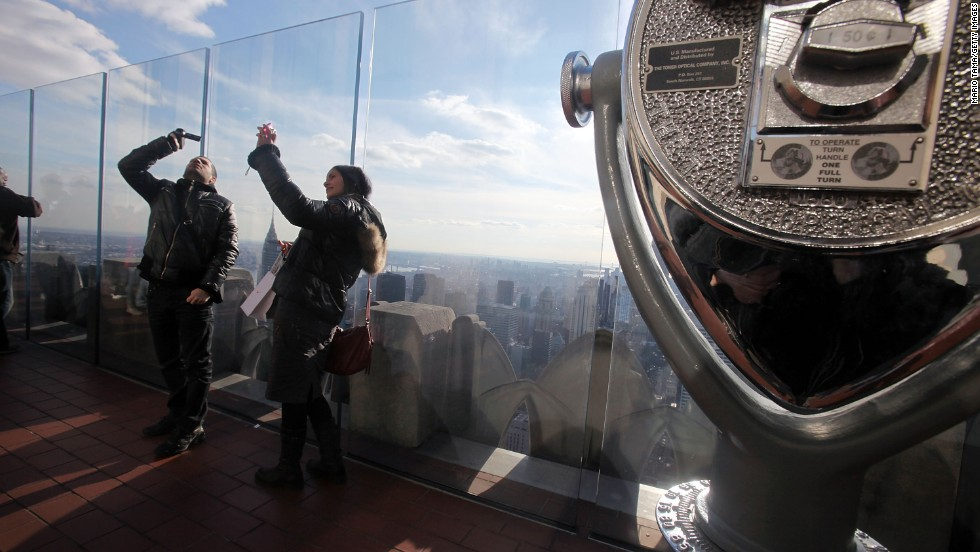 9. Top of the Rock (Nueva York)