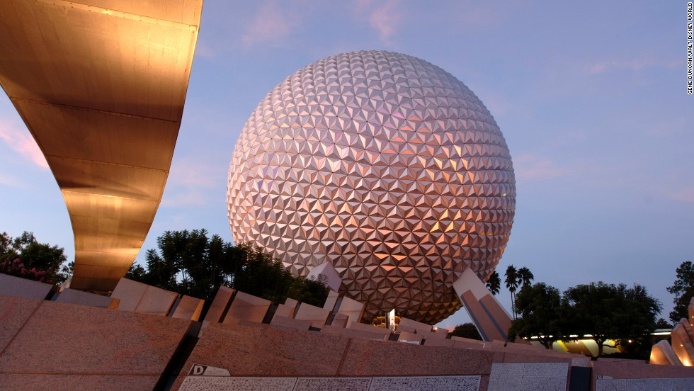 2. Disney World (Florida)