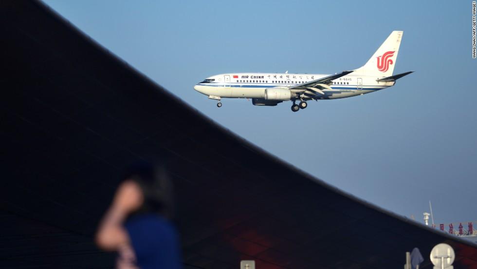 Aeropuertos con mayor tránsito