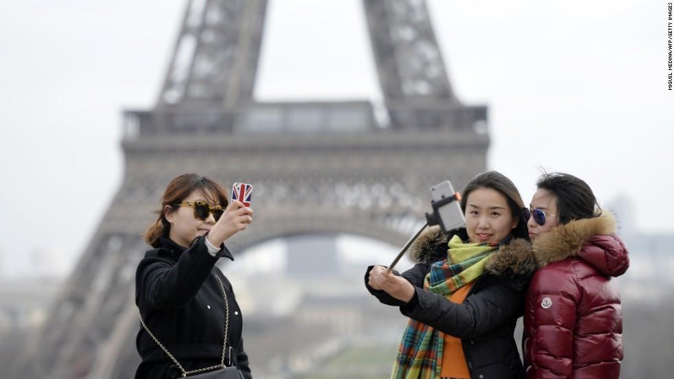 1. Torre Eiffel (París)