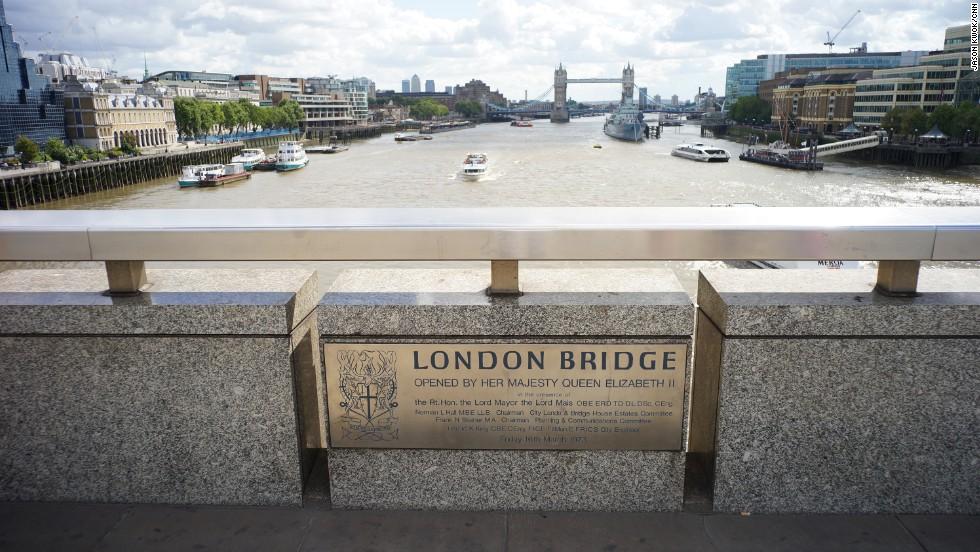10. Puente de Londres (Londres)