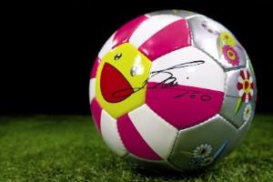 Arte inspirado en Messi