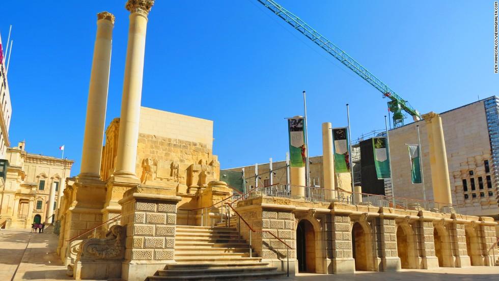 Real Ópera de La Valeta (Malta)