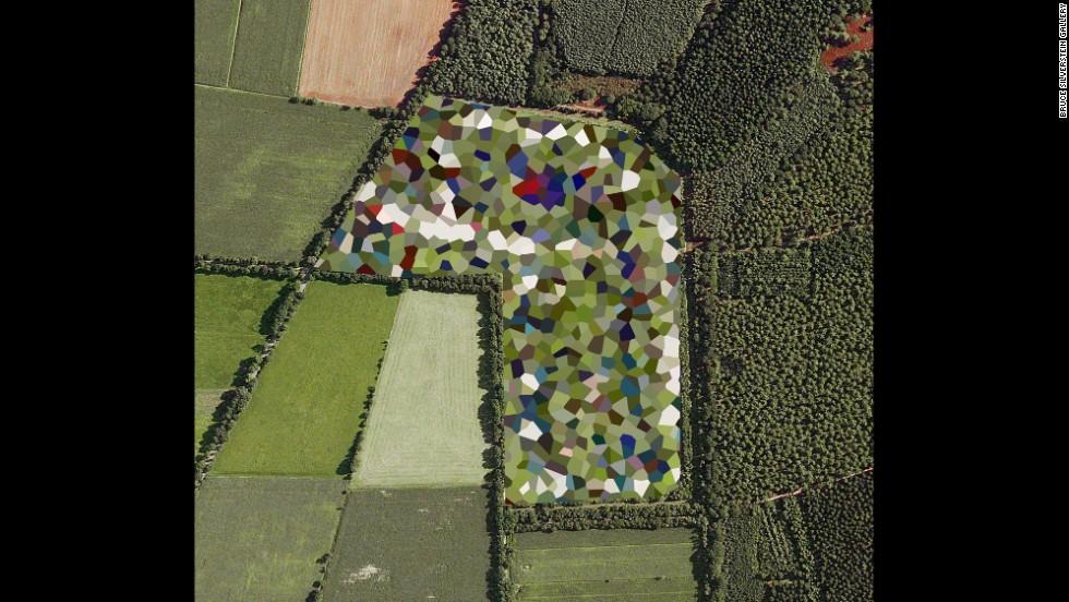 Paisajes holandeses censurados en Google Maps