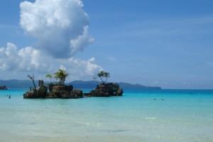 7. Playa Blanca, Filipinas