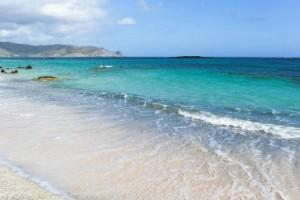 10. Playa Elafonisi, Grecia