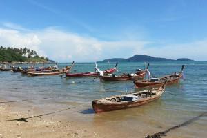 18. Playa Nai Harn, Tailandia