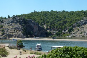 20. Playa Iztuzu, Turquía