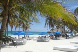 21. Playa Paraiso, Mexico