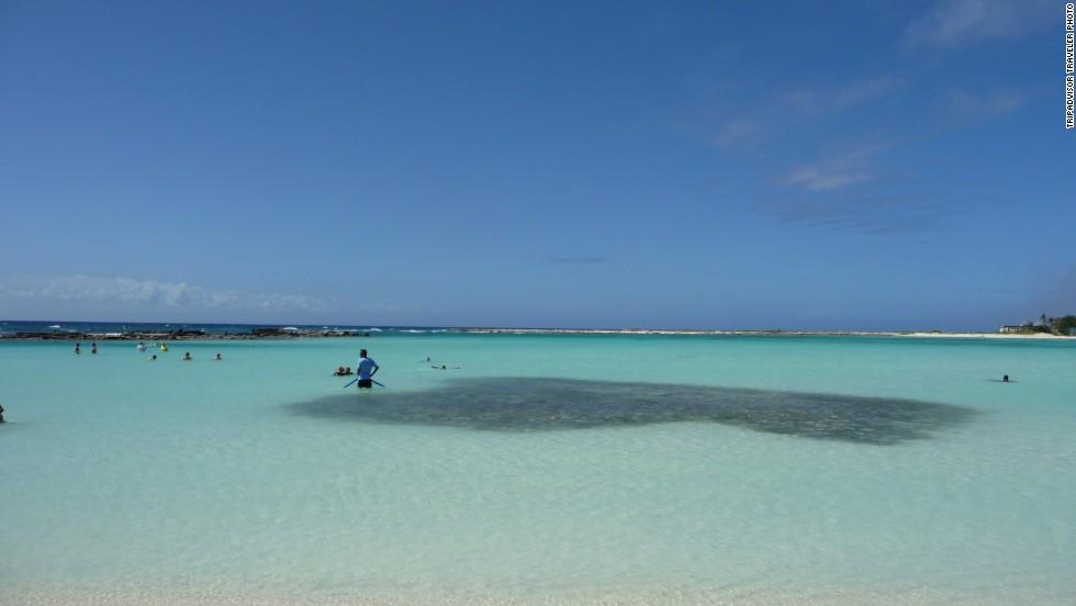 23. Playa de Eagle, Aruba