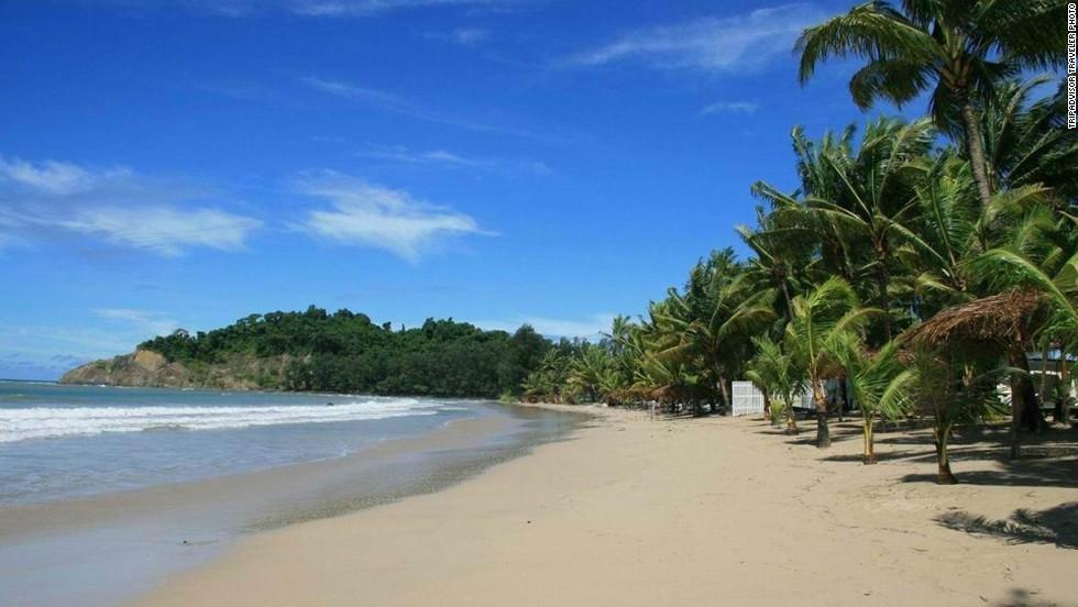 24. Playa Ngapali, Myanmar