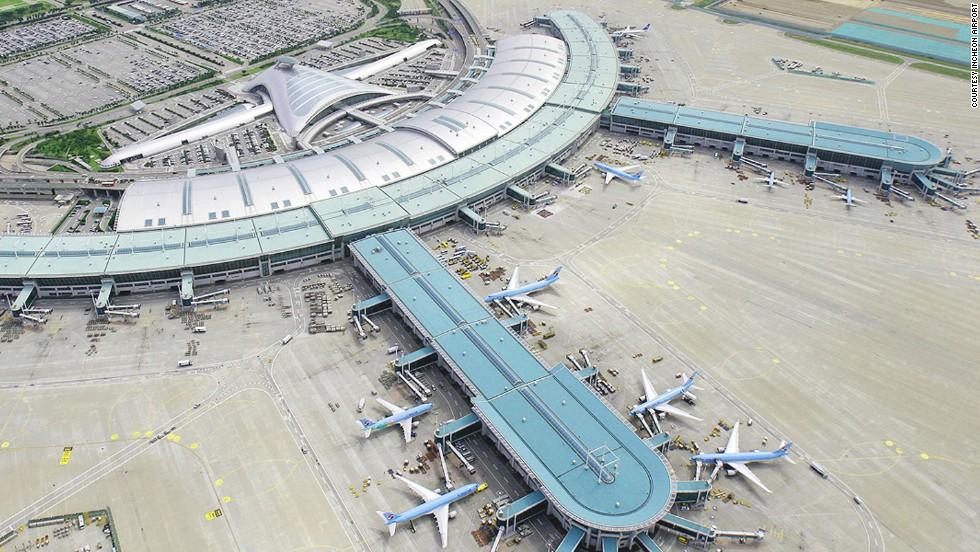 Los aeropuertos más amigables del mundo son...