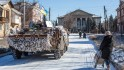 Ukraine pulls troops out of Debaltseve