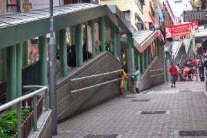 Escalera Central Mid-Levels (Hong Kong)