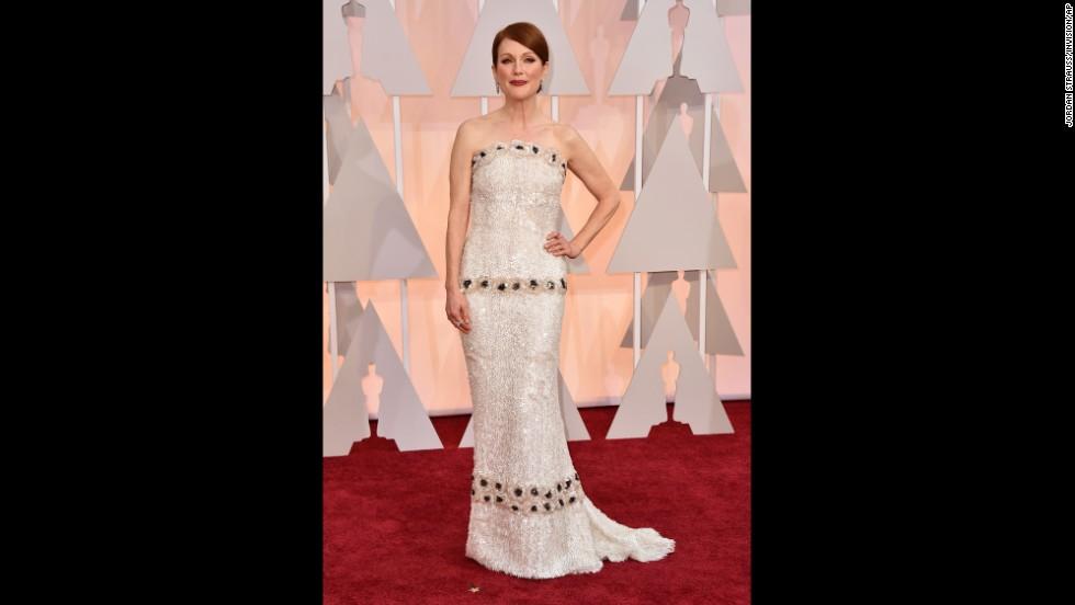 Premios Oscar 2015: Alfombra roja