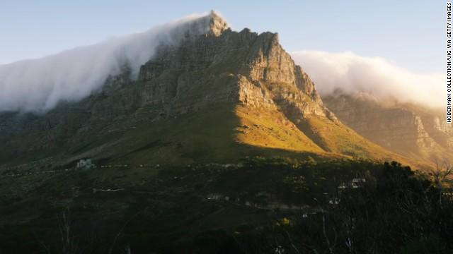 Parque Nacional Montaña de la Mesa, Sudáfrica
