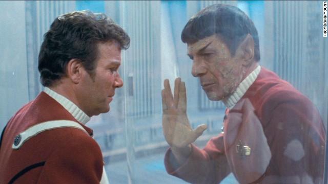 Nimoy y Shatner: dentro y fuera de la pantalla