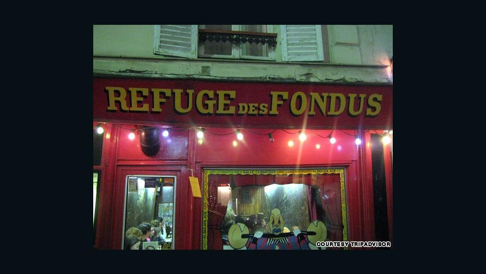 Le Refuge des Fondues (París)