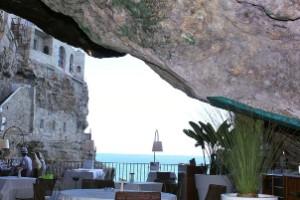 Ristorante Grotta Palazzese (Polignano a Mare, Italia)