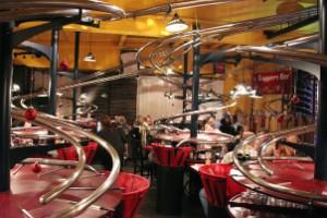 Los 10 restaurantes más extravagantes del mundo