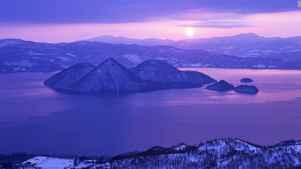 Lago Toya (Hokkaido)