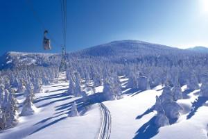 Complejo turístico de esquí Zao (Yamagata)
