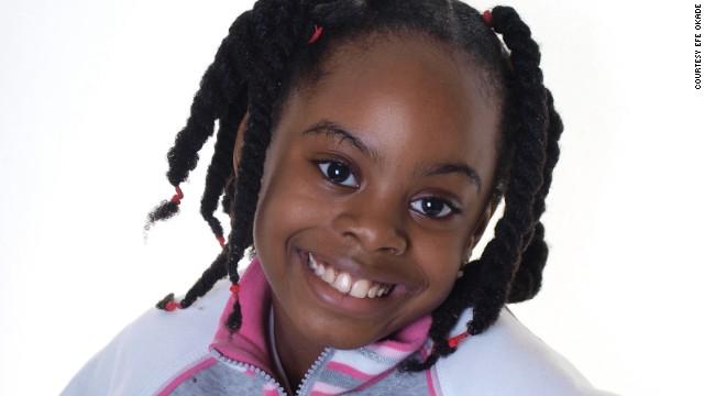 Esther Okade, una niña prodigio