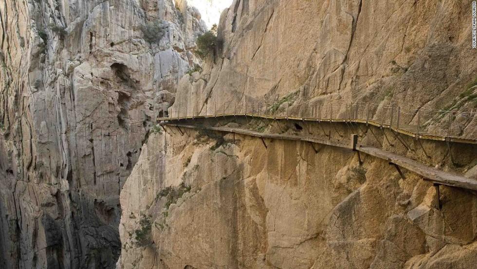Los puente peatonales más espectaculares del mundo