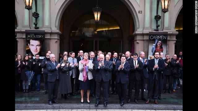 Las víctimas del avión de Germanwings