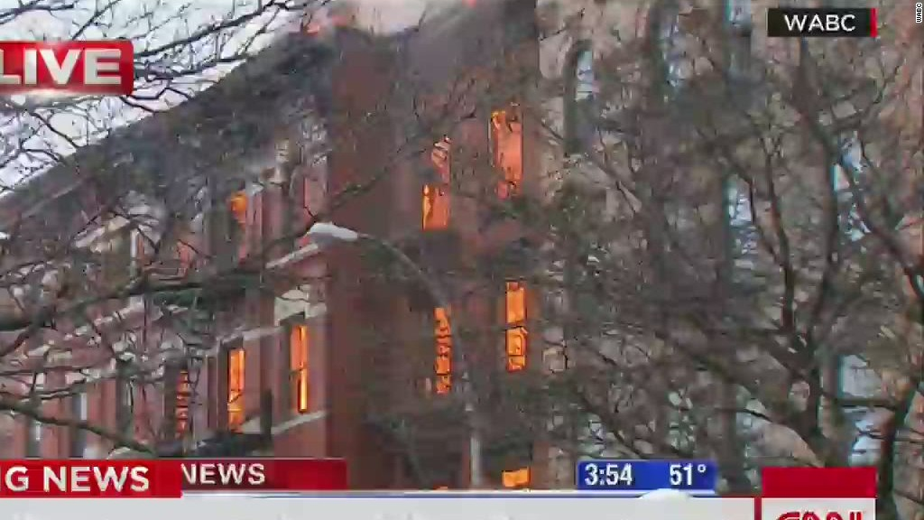 Explosion Rocks New York's East Village; Injuries Reported