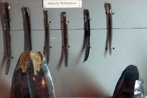 Cuchillos de obsidiana en cirugías nodernas