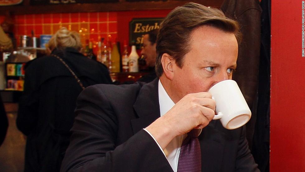 Deja el té de la tarde