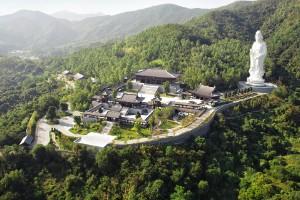 6 razones spara visitar el monasterio Tsz Shan